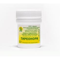 Гранулы гомеопатические «Тиреонорм»10гр.