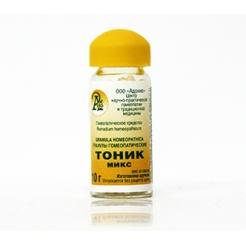 Гранулы гомеопатические «Тоник-микс»10гр.